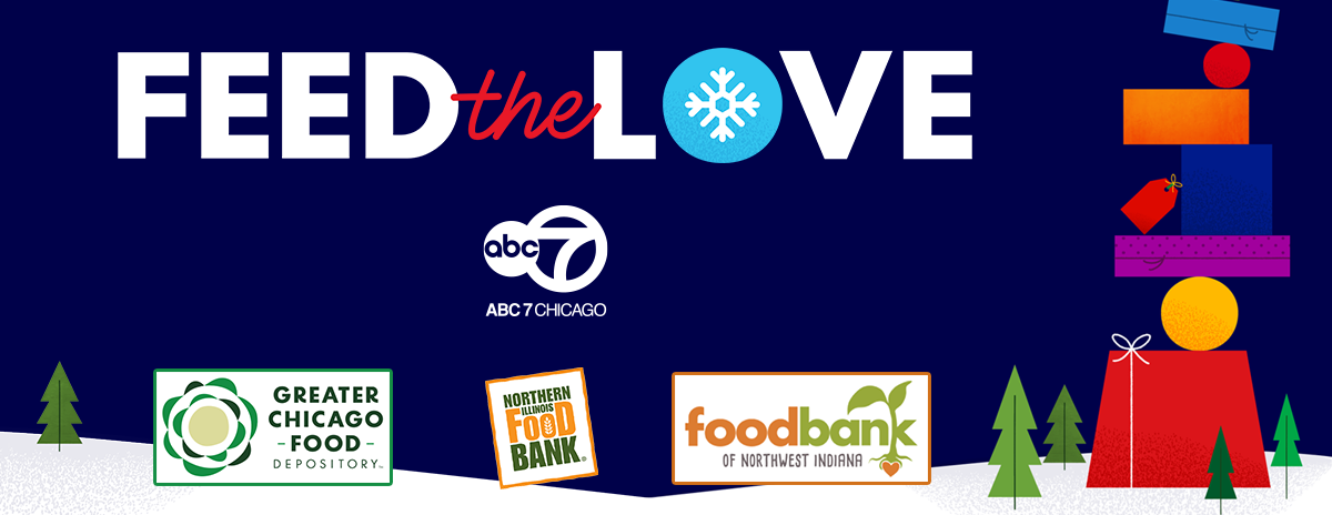 ABC7 Feed the Love